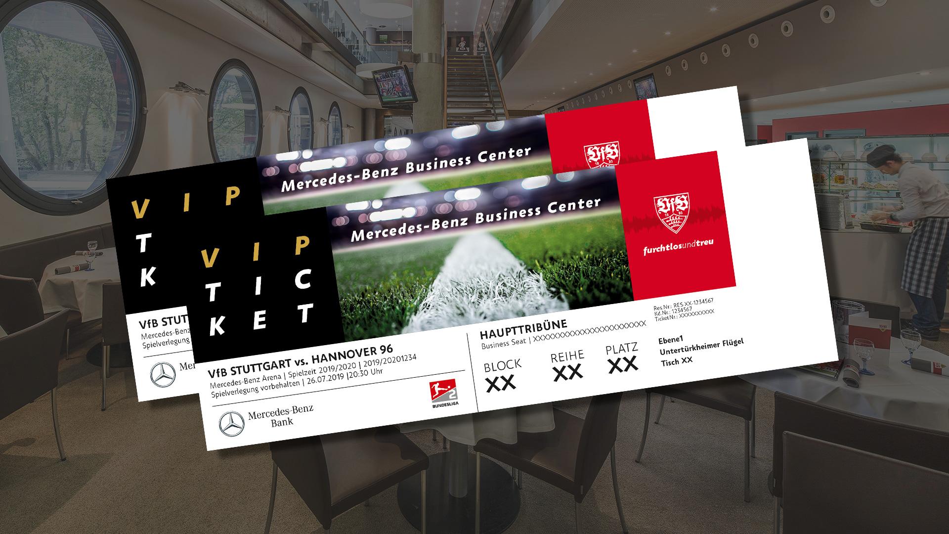 Vfb Stuttgart Vip Tickets