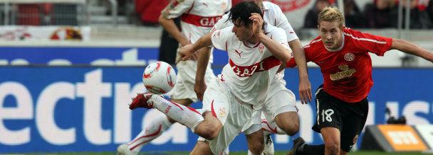 18 VfB - Mainz 05