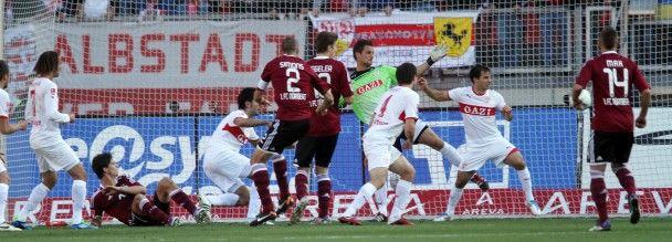10 Nürnberg - VfB
