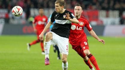 1415 BL 25 Galerie Bayer 04 Leverkusen - VfB
