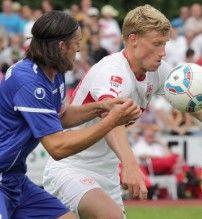 Testspiel: VfL Kirchheim - VfB Stuttgart
