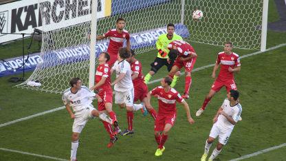 1415 BL 8 Galerie VfB - Leverkusen