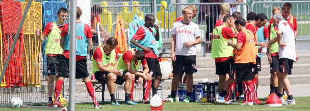 Training 04.07.11