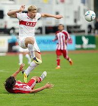 Test: VfB - Sivasspor