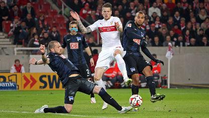 1415 BL 24 Galerie VfB - Hertha BSC