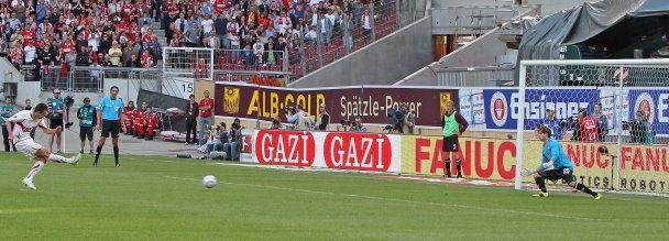 29 VfB - Kaiserslautern