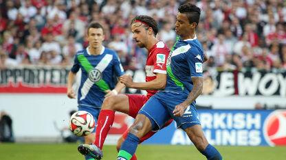 1415 BL 10 Galerie VfB - VfL Wolfsburg