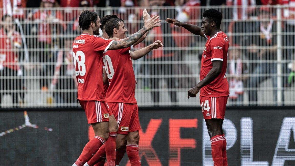 Union Berlin: Sunday's opponents by numbers