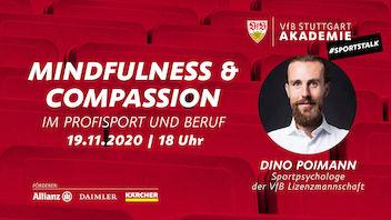 SPORTSTALK der VfB Akademie geht in die nächste Runde