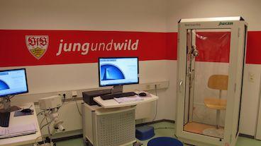 Gestaltung von VfB Behandlungszimmern in der Nachsorgeklinik Tannheim