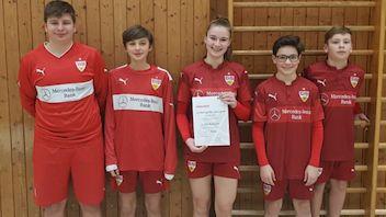 Wertvolle Erfahrungen für Teams der U14
