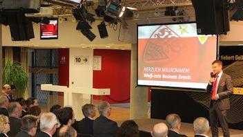 15. März 2016 | Weiß-rote Business Events | Vortrag Prof. Dr. André Bühler