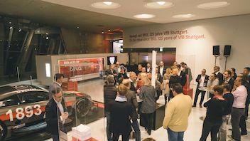 14. November 2018 | Weiß-rote Business Events | 125 Jahre VfB Stuttgart I Mercedes-Benz Museum