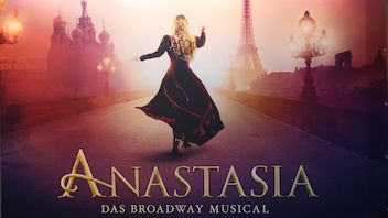 17. April 2019 | Weiß-rote Business Events | ANASTASIA - DAS BROADWAY MUSICAL I SI-Centrum