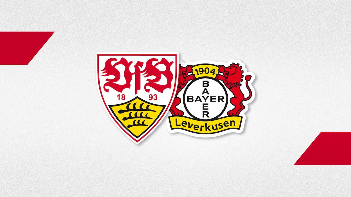 Pre-match facts: VfB vs. Bayer 04 Leverkusen