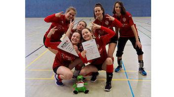 Starke Leistung unserer VfB U16 Mädels!