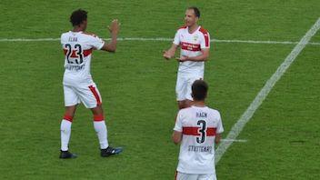 Nach 326 Spielen für den VfB II beendet Tobias Rathgeb seine Karriere.