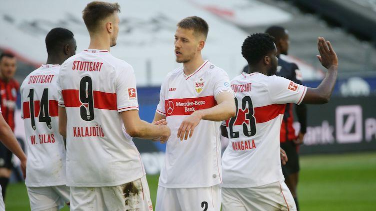 Vfb Stuttgart Waldemar Anton Vor Vfb Stuttgart Fc Augsburg 2021