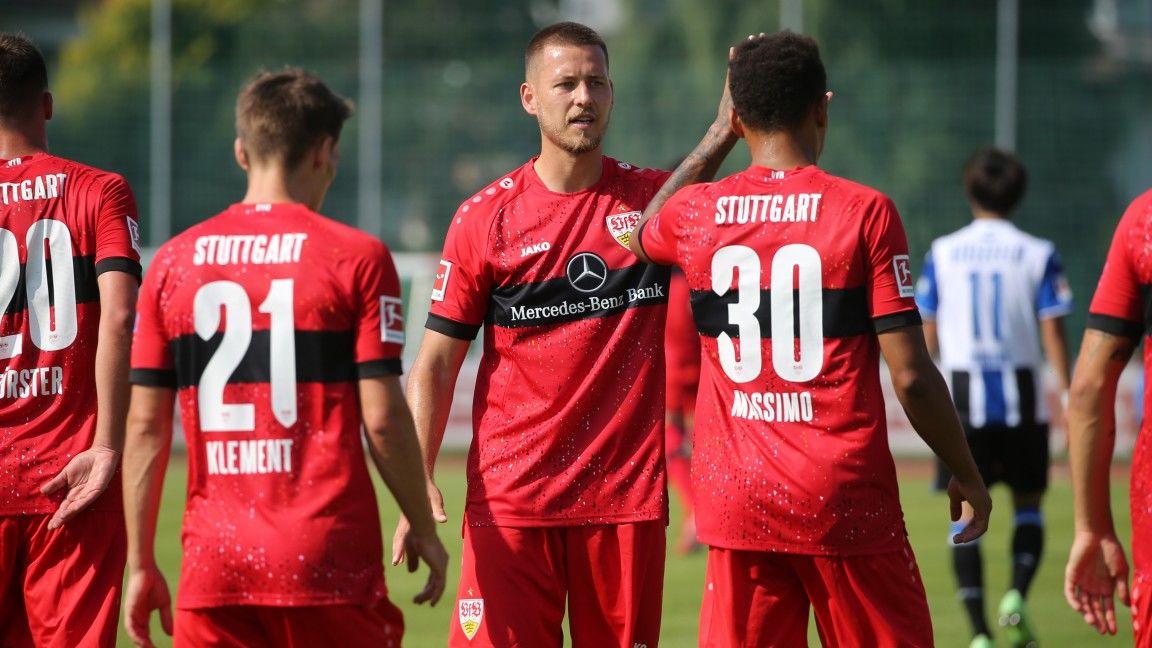 Big win over Bielefeld