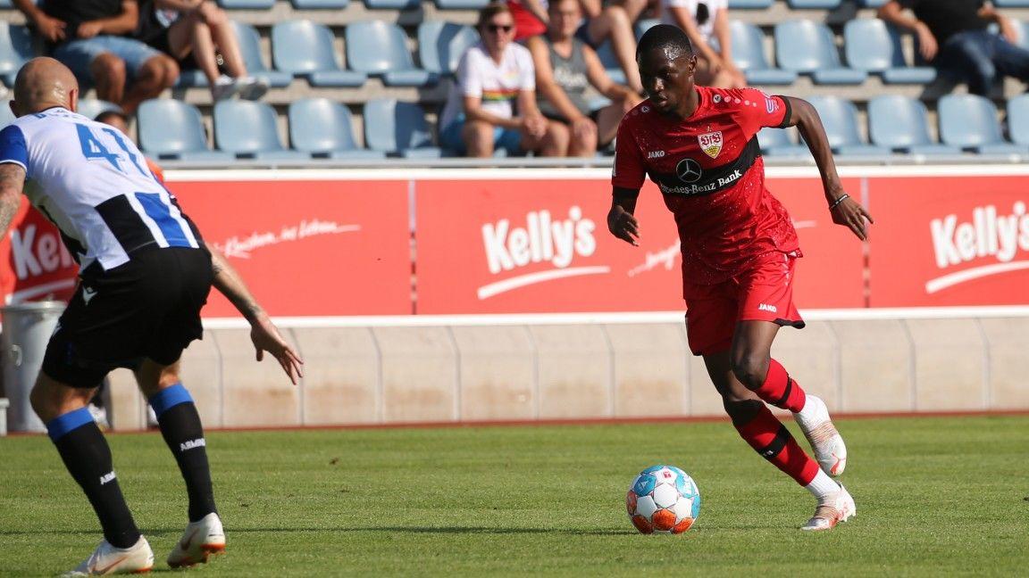 Momo Cissé ruled out