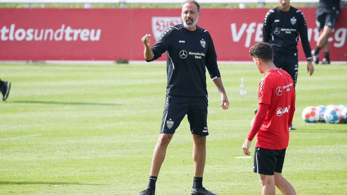 VfB determined ahead of Bochum trip