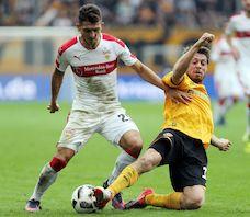 In Dresden war für den VfB nichts zu holen.