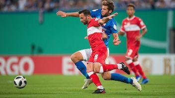 0:2-Niederlage in Rostock