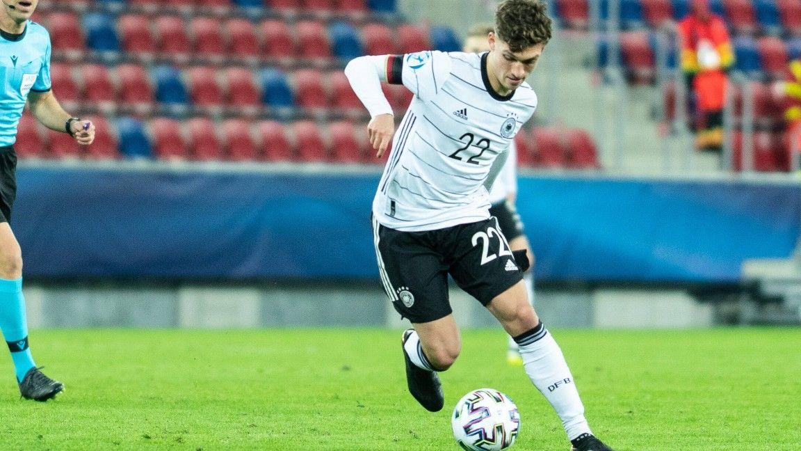 Klimowicz U21 EURO champion with Germany
