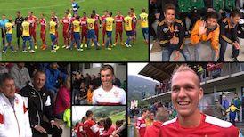 Highlights: Schruns/Montafon - VfB Stuttgart
