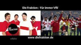 VfB Aktion Stadion-Song: Auftritt