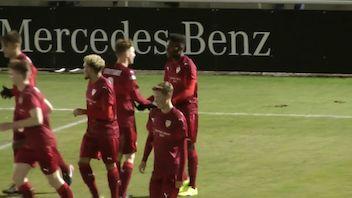 Highlights: VfB Stuttgart U19 - SV Stuttgarter Kickers