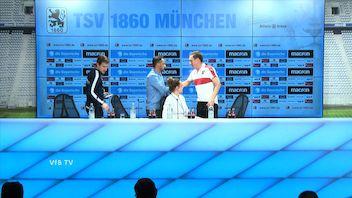 Die PK mit Hannes Wolf und Vitor Pereira
