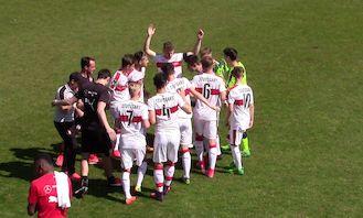 Highlights: 1. FC Kaiserslautern - VfB Stuttgart U17