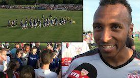 Highlights: Hohenlohe-Auswahl - VfB