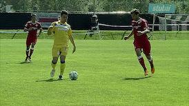 2. Halbzeit: VfB Stuttgart - Asteras Tripolis