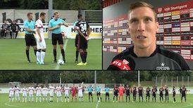 Testspiel: VfB Stuttgart - FC Ingolstadt