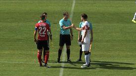 Testspiel SG Sonnenhof Großaspach - VfB Stuttgart