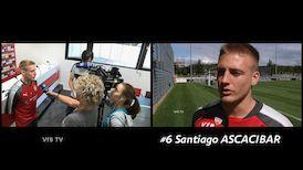 Santiago Ascacibar im Interview