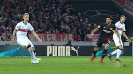 Highlights: VfB Stuttgart - Leverkusen