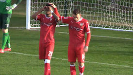 Highlights: VfB Stuttgart - Twente Enschede