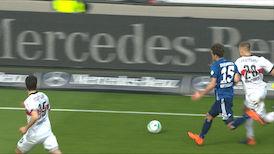 Highlights: VfB Stuttgart - Hamburger SV