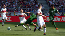 Highlights: VfB Stuttgart - Werder Bremen