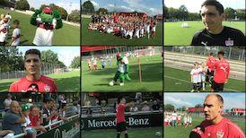 Das Fritzle-Club & VfB Jugendclub Showtraining 2018