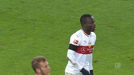 Highlights: VfB Stuttgart - Hertha BSC