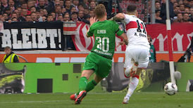 Highlights: VfB Stuttgart - M'gladbach