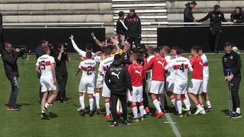 Highlights U19: VfB Stuttgart - 1. FC Nürnberg