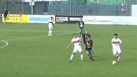 Highlights: VfB Stuttgart - Wacker Innsbruck