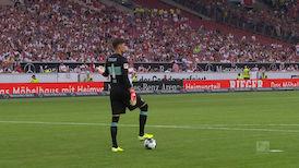 2. Halbzeit: VfB Stuttgart - Hannover 96