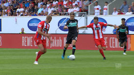 Highlights: Heidenheim - VfB Stuttgart