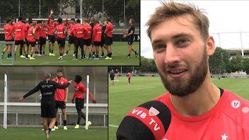 VfBTV Interview-Premiere: Nathaniel Phillips